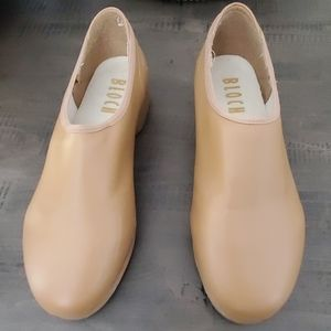 Bloch stretch adult tap shoes size 7.5